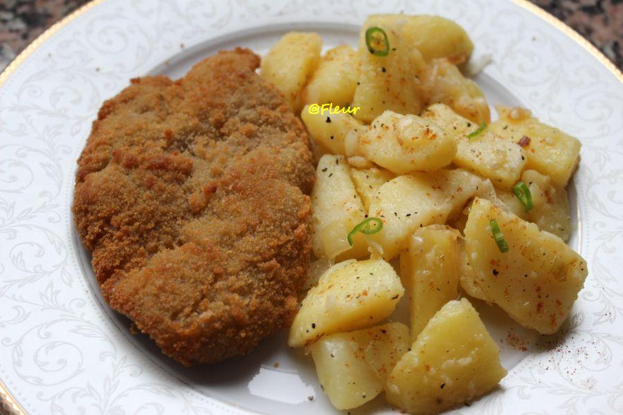 Romanian Peasant Potatoes Fleursvegankitchen