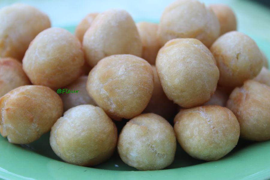 (English) Potato croquettes