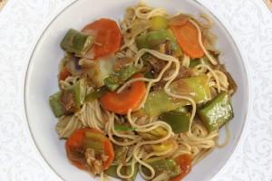 noodles chinezesti