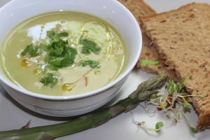 supa asparagus