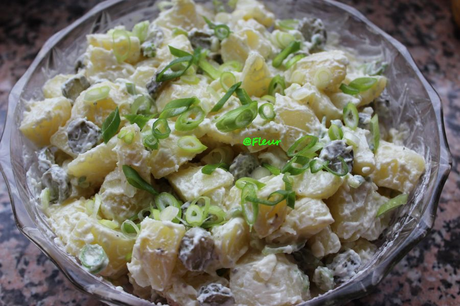 (English) Potato salad