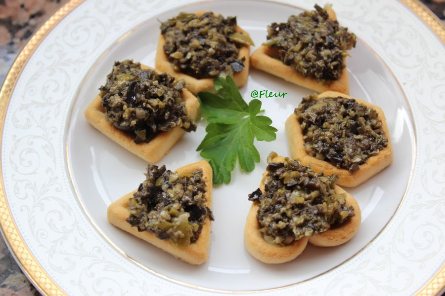 (English) Tapenade