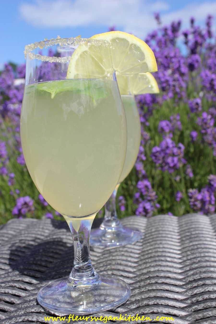 (English) Mint lemonade