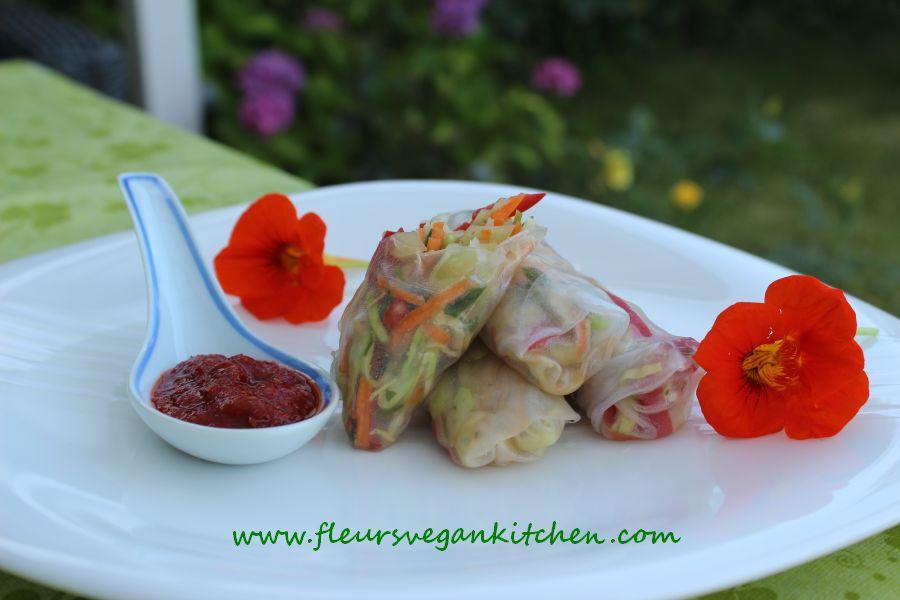 Fleur's Vegan Kitchen