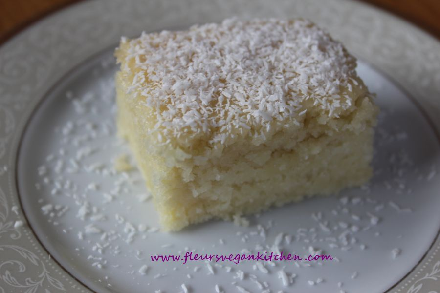 Kokosnoot cake