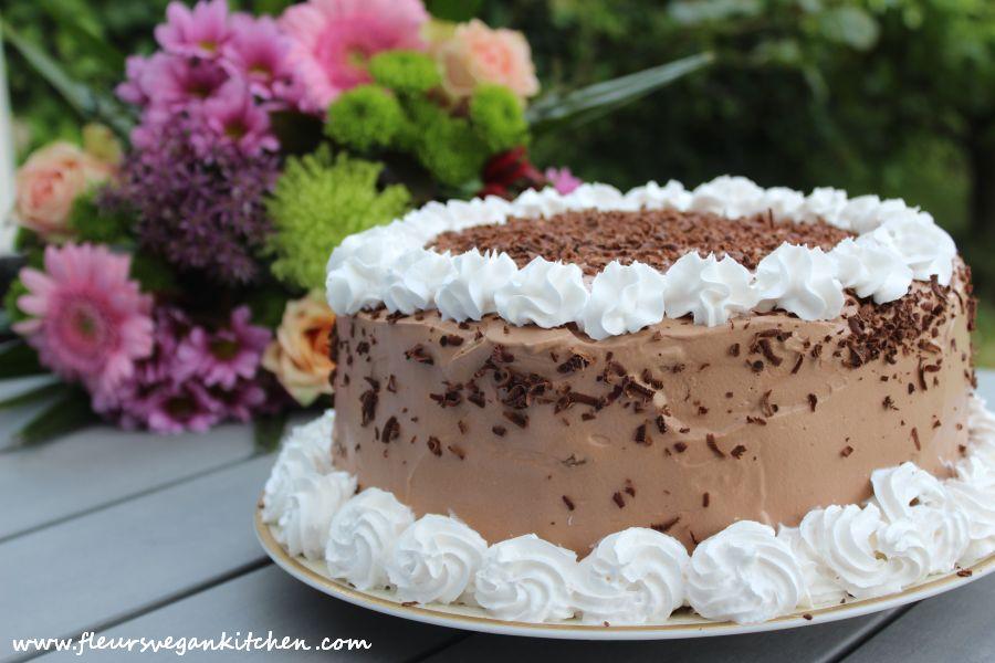 Tort decadent de ciocolata
